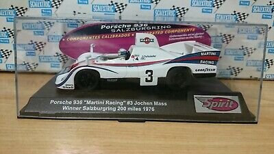 Porsche 936 Martini Racing 1976 Spirit Scalextric