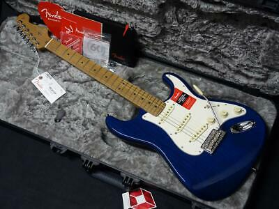 New Fender American Professional Stratocaster Ash Roasted Maple Neck *Voq659