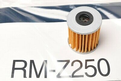 Genuine Suzuki 16510-35G00 Oil Filter RM-Z250 Z450 RMX450 RMZ 250 450 2005-20 +