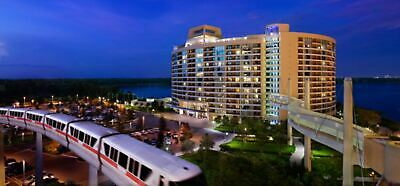 Timeshare and 60 Annual Points at Disney's Bay Lake Tower at Disney World!