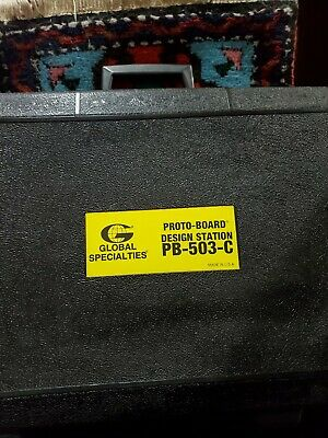 Global Special Ties Proto - Board Design Station Pb - 503 - C