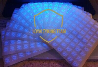 Loyalty Coffee Stickers Ultraviolet X 720