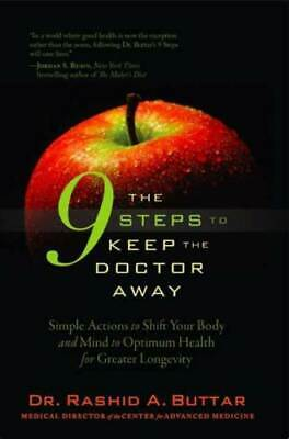 The 9 Steps to Keep the Doctor Away by Rashid Buttar (P-D-F 📥)
