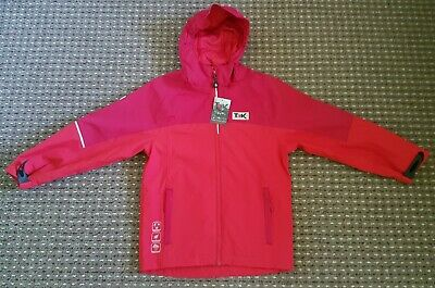 Girls Higear T3A Lightweight Jacket, Size 9-10 Years, New With Tags