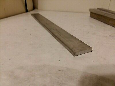 "1/4"" X 1-1/4"" ALUMINUM FLAT BAR 12"" LONG ALUMINUM 6061 LENGTH: 12 Inch"