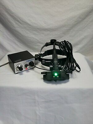 HEINE Omega180 Binocular Indirect Ophthalmoscope (Germany) TESTED