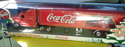 Camion Christmas Truck Coca -Cola