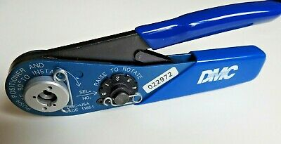 DMC AFM8 Crimp Tool