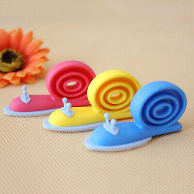 Lovely Baby Safety Door Stopper Protect Protector Children Snail Supply SK