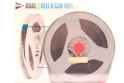 Boots Dual 8  Reel And Cam 400Ft  8Mm