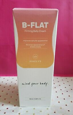 B-flat MAELYS- Reduce the appearance of stretch marks in the belly/ Stomach NIB