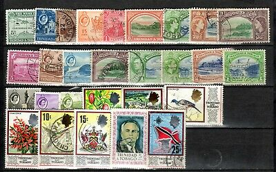 Stamps World Used, Trinidad & Tobago #1 (28), In Caribbean, Must L@@K
