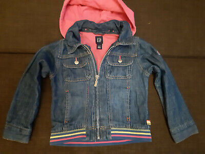 GAP jacket coat girl clothes 4 years