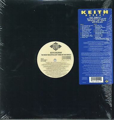 Keith Murray - The Most Beautifullest Thing In This World '94 LP US ORG!!