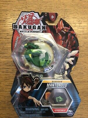 Bakugan Battle Planet Mantonoid Bnib