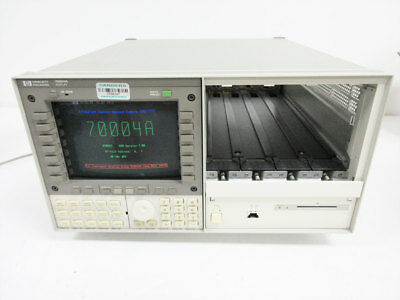 Hp 70004A With Signal Gating Keypad Sn: 3746A07937 ~ Agilent