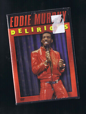 Delirious - Eddie Murphy- Live In Concert  (Dvd) New Sealed