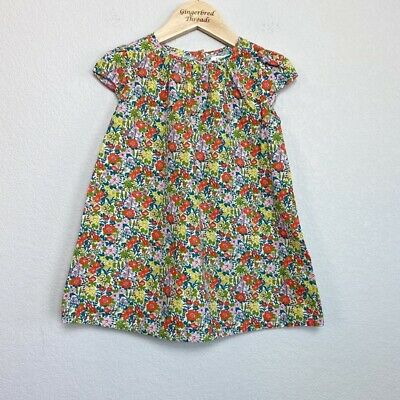 Next Brand Floral Dress size 2-3 years Toddler Girl