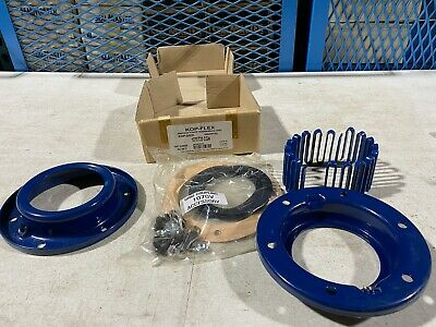 Kop Flex 1070T20 CGA Grid Coupling Cover & Grid Assembly, NOS