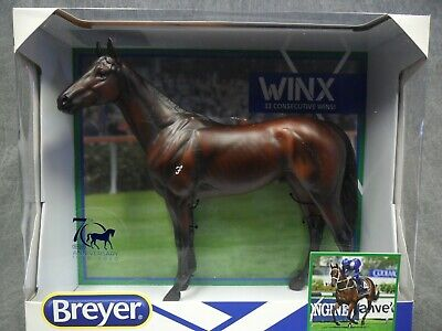 Breyer NEW * Winx * 1828 Standing Thoroughbred Emerson Traditional Model Horse