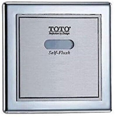 TOTO TEU3ANSR-11 Automatic Flush Valve 1 GPF Concealed (Small Cover) Chrome