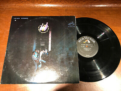 The Id - The Inner Sounds Of The Id - VG+ Vinyl LP Record