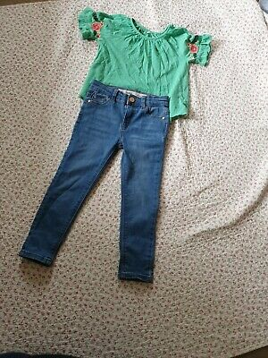 Girls Next Primark Outfit 4-5 Years