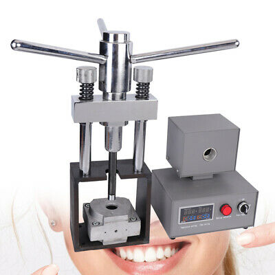 Dental Flexible Denture material Injection System Machine Injection Unit warrant