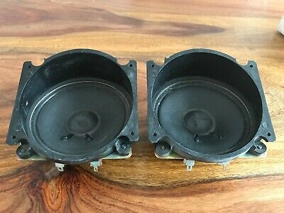 Fiat Uno mk2 new Grundig front speaker kit 46237500 16F