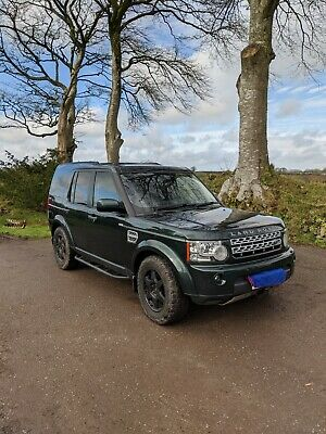 2011 Land Rover Discovery 4 3.0 Tdv6 Hse - 7 Seater