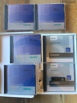 SIMATIC  Step 7 Professional V11 Software for Training, Floating License