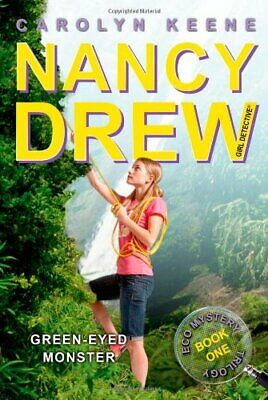 Green-Eyed Monster (Nancy Drew, Girl Detective: Model Mystery Trilogy, Book 1)