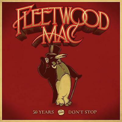 FLEETWOOD MAC - 50 Years - Dont Stop, 3CD Best Of, New