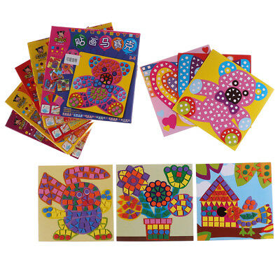 New 10000 Pieces 10000 Pieces Playbox 10 x 10mm Basic Paper Mosaic