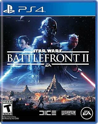 Star Wars Battlefront 2 (PS4) NEW & SEALED