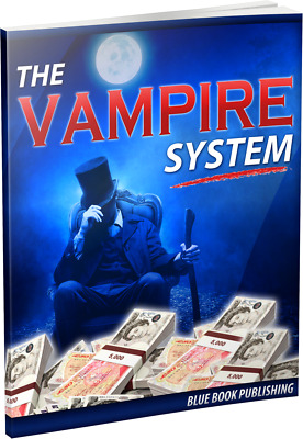 The VAMPIRE System For Betting On Betfair Back AND Lay Markets