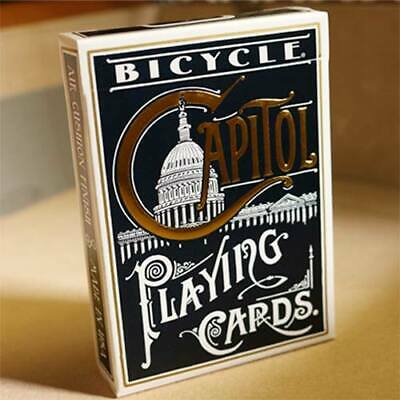 Mazzo di carte Bicycle Capitol Playing Cards by US Playing Card