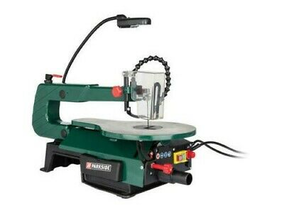Parkside 120W Scroll Saw PDS 120 B2 With LED Lamp