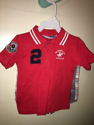 Beverly Hills Polo Club Kids Short Set Size 2 T