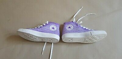 CONVERSE ALL STAR USA CHUCKS Sneaker Lila Gr.40 US Gr.8,5
