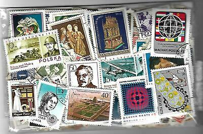 World Wide 1000 Different stamps ALL used cto