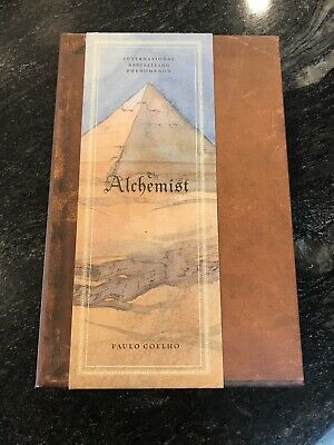 The Alchemist  - Gift Edition by Coelho, Paulo (1998)