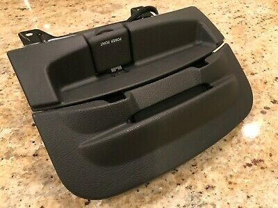 Crown Victoria Grand Marquis Ashtray Cup Holder Charcoal Black*****Very Nice****