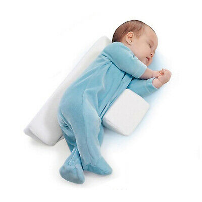 Infant Side Sleep Pillow Newborn Baby Support Adjustable Sleep Widget Cushion US