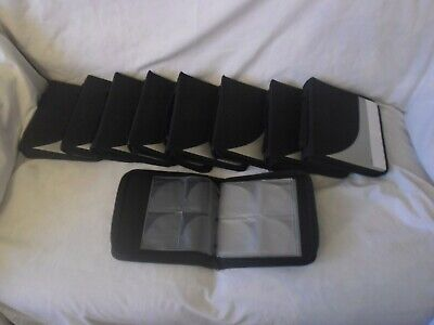 Caselogic Minidisc Storage Case / Folder / Wallet That Can Hold 24 Minidisks