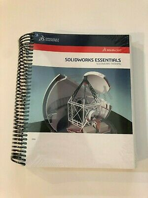 Solidworks 2019 Essentials and Drawing - Official Training Manuals