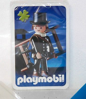 Chimney Sweep Man with Top Hat Playmobil NEW Victorian Dolls House Figure