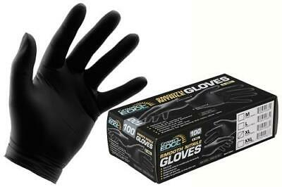 Growers Edge Smooth Nitrile Gloves 6MIL 100ct