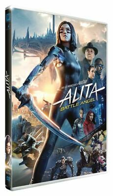 Alita Battle Angel  Neuf Emballé
