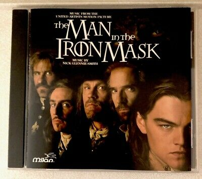 Glennie - Smith: The Man En The Iron Masque [Bande Sonore] CD 1998 Milan